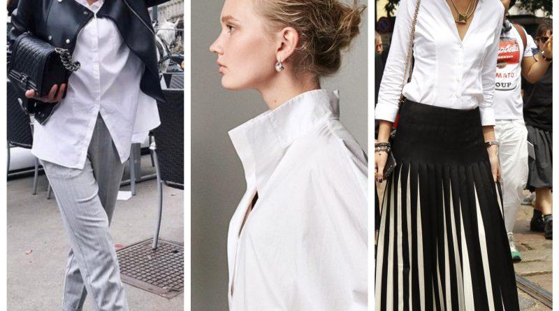 ottima vestibilità servizio duraturo nuovo stile di Mille modi per indossare la camicia bianca   Daniela Salinas
