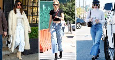 il jeans wide leg