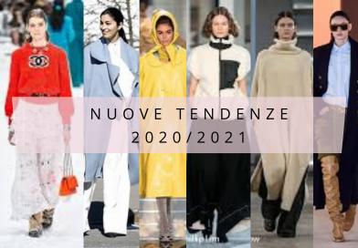 Le nuove tendenze moda