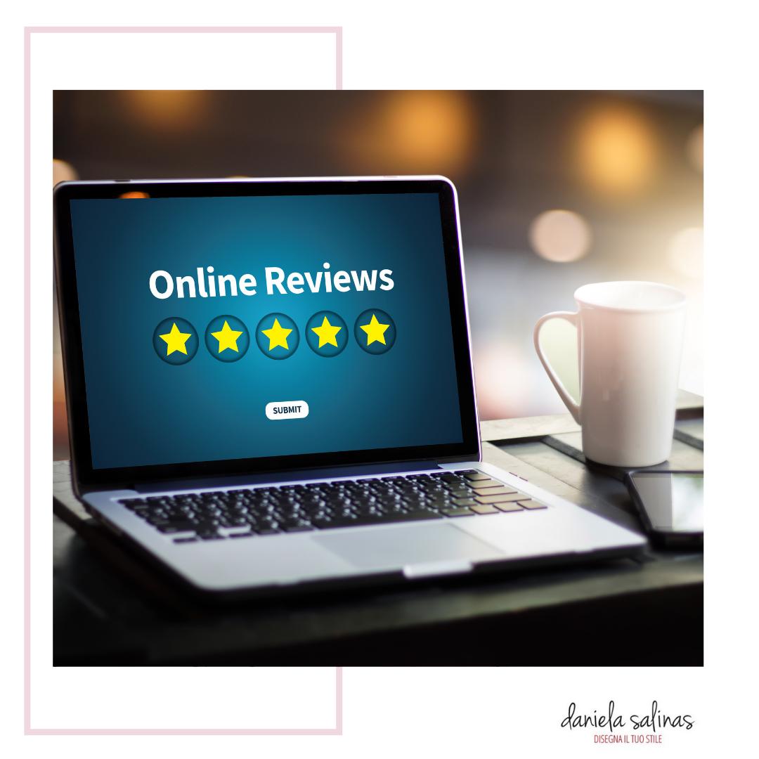 recensioni per fare gli acquisti on line